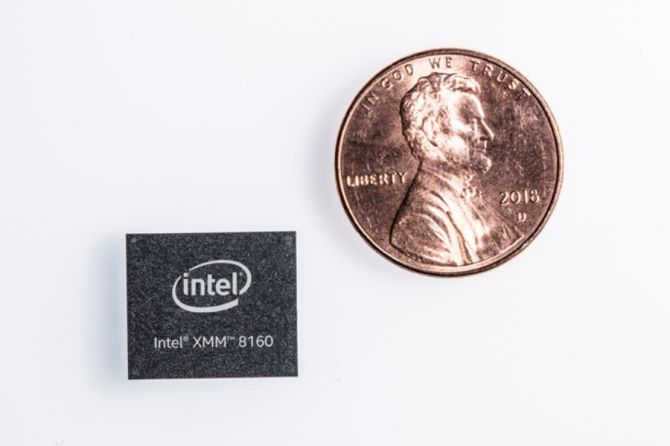 Intel Accelerates Timing for XMM 8160 5G Modem to Support 5G Rollouts
