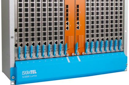 Iskratel Unveils New XGS-PON OLT Blade