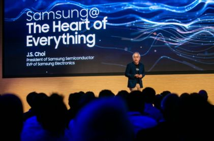 Samsung Debuts Semiconductor Innovations