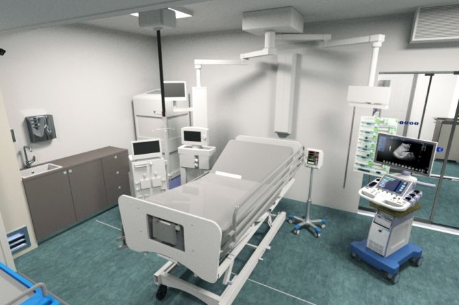 Siemens and Toutenkamion Create Mobile Intensive Care Units for Hospitals