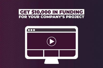 TDA's $10,000 Project Funding Competition