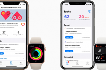 Apple Launched Three Studies in the New Research App