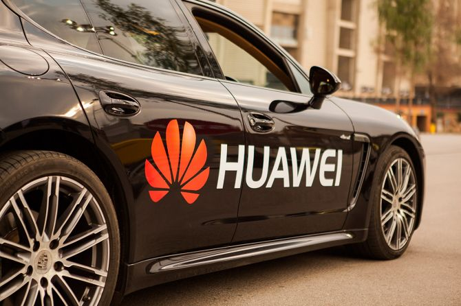 German Government Said to Rule Out Huawei Ban in 5G Expansion