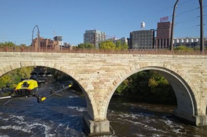 Intel Drone Solutions Increase Efficiency for US Bridge Inspections