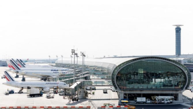 Ericsson Will Deploy Private Mobile Network at Paris Airports