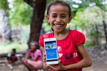 UNICEF and Microsoft Launch Global Learning Platform