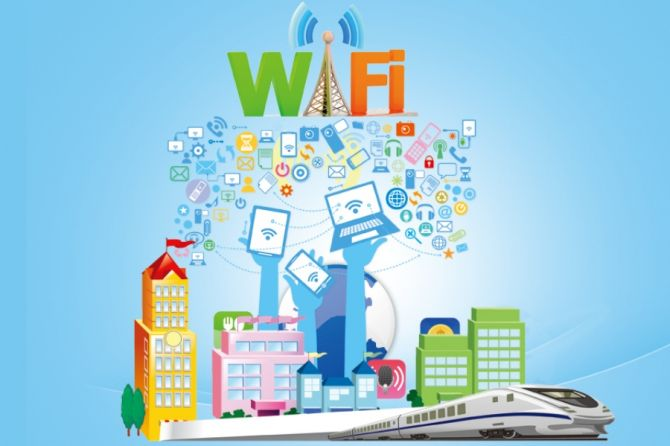 Huawei Helps Italy's Fastweb Deploy City Wi-Fi Hotspots
