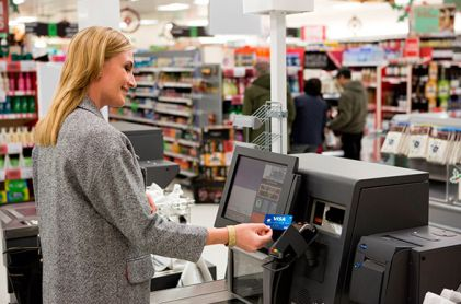 Smart Checkout Tech Will Reach Over $45 Billion Transactions by 2023