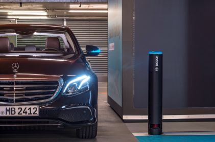Bosch and Daimler Get Approval for Driverless Parking Without Supervision