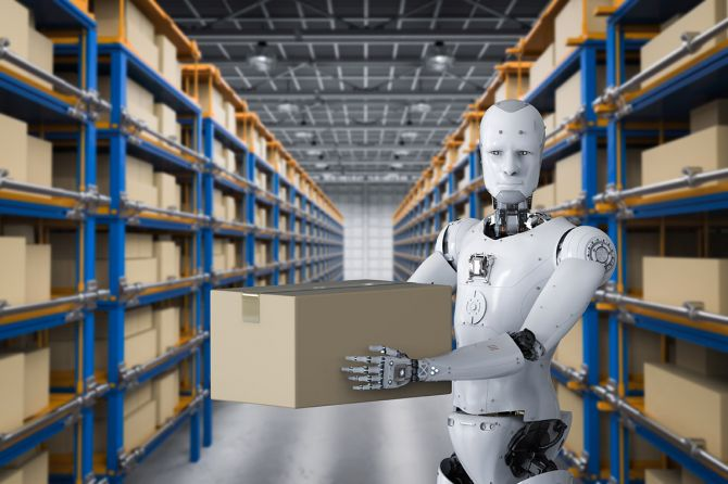 Demand for Robotic Goods-to-Person Systems Will Quadruple Through 2023