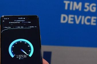 TIM and Ericsson Reach new European Record for 5G Speed