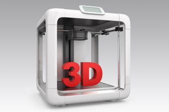 European Spending on 3D Printing Will Grow to $7.4 Billion in 2022