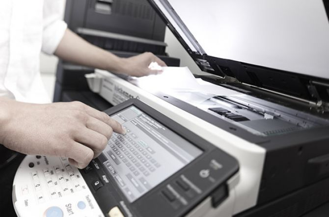 Large Format Printer Shipments Down Through the First Half of 2019