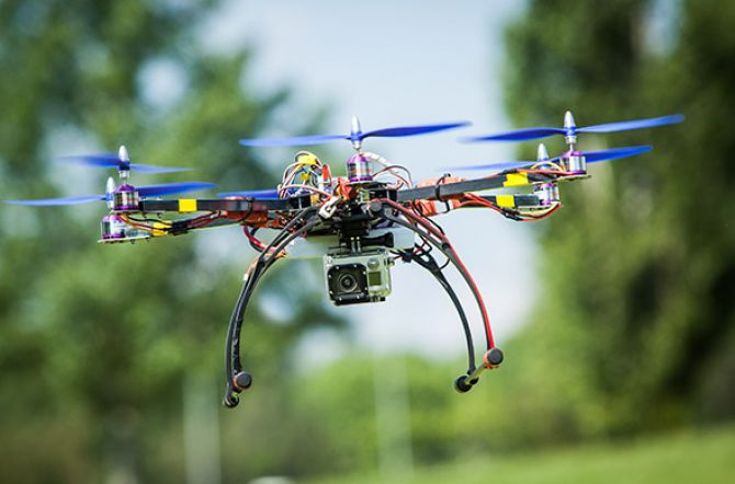 MEPs Backed New EU-wide Rules for Safe Use of Drones