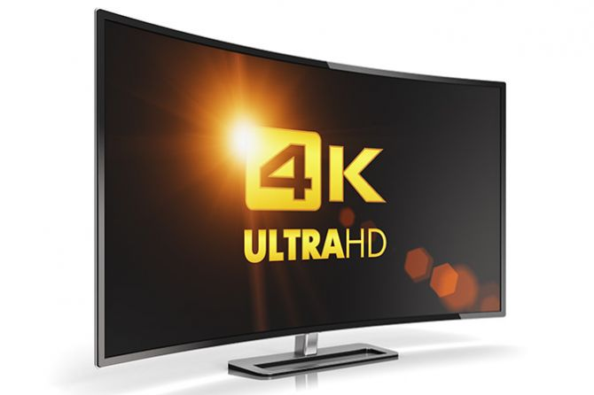 4K Is Becoming the Standard for Today's TVs