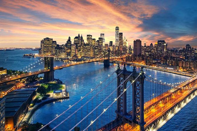 New York Beats Out San Francisco to Be World's Best Tech City