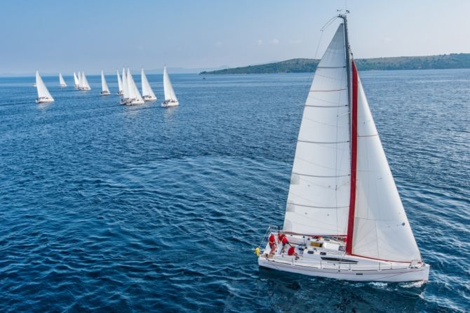 Business Sailing Experience Cup - Unique Mix of Congress, Sailing and Teamwork