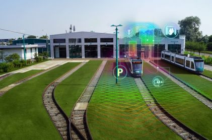 "Siemens and Partners Launch ""Autonomous Tram in Depot"" Research Project"