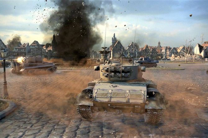 World of Tanks Console Announced the Launch of Season 4