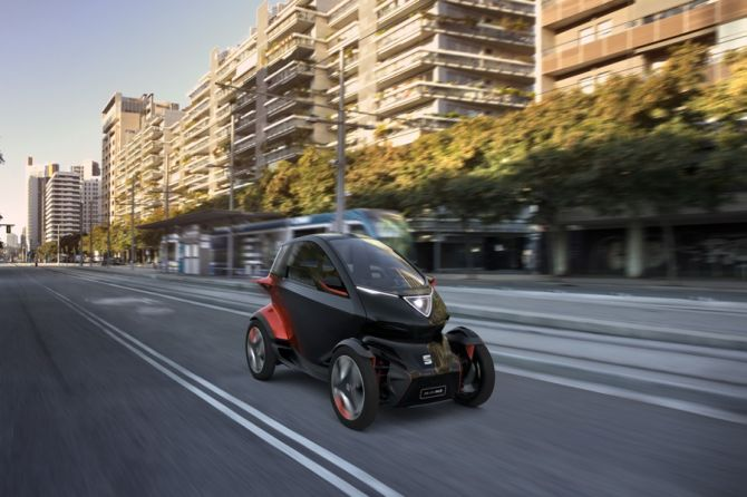 MWC 2019: SEAT and IBM Revolutionize Urban Mobility with AI
