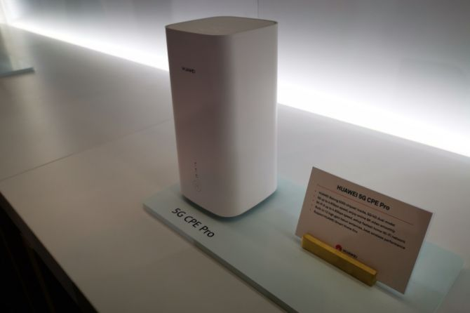 MWC 2019: Huawei Launched 5G CPE Pro
