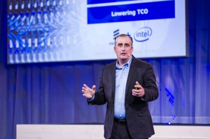 Intel Ousts CEO Krzanich After Relationship With Employee