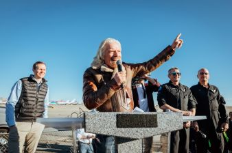 Virgin Galactic Hits Space Goal in Step Toward Tourist Trips