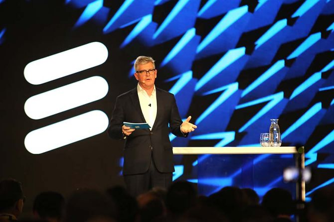A Good Quarter for Ericsson Affected by U.S. Penalty