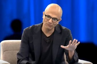 Microsoft CEO Sells $36 Million in Stock