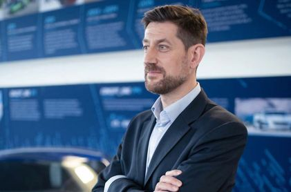 Tim Richardson New COO at Rimac Automobili
